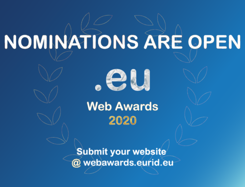 .EU Web Awards 2020