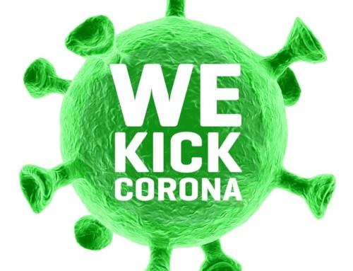 "PartnerGate unterstützt Spendenaktion ""WeKickCorona"""