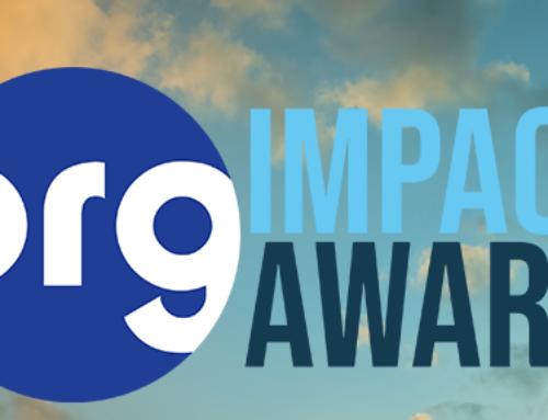 .ORG Impact Awards 2021: Bewerbungen jetzt möglich!